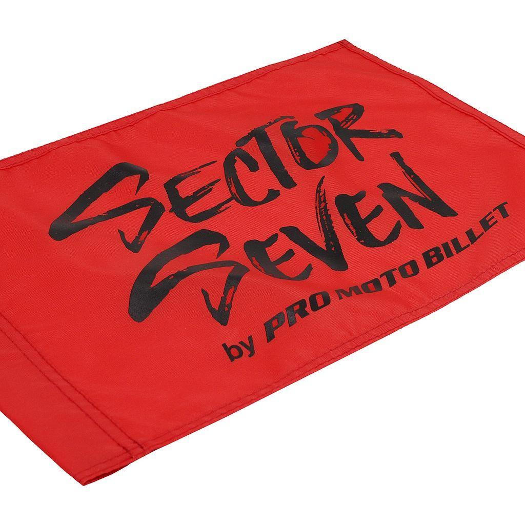Sector Seven Whip Flag