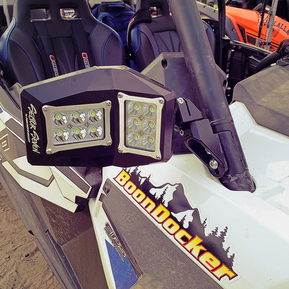 Spectrum with Bung Mount - Can-Am Maverick X3