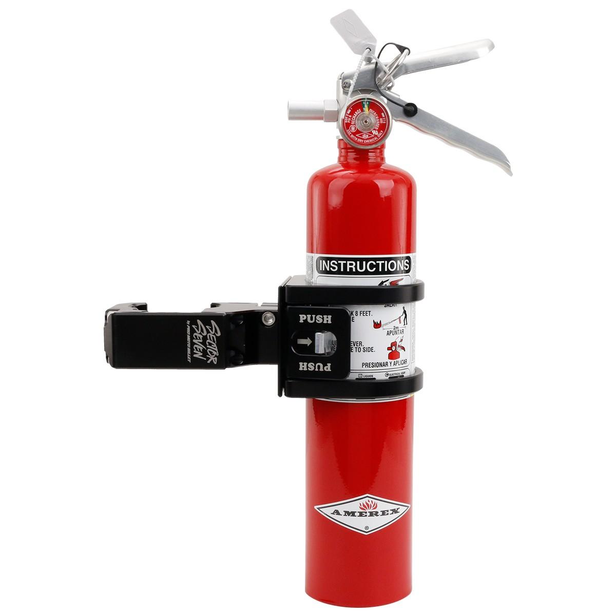 Fire Extinguisher Mount